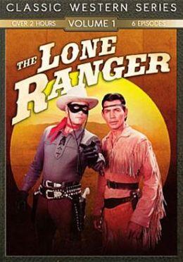 Lone Ranger, Vol. 1