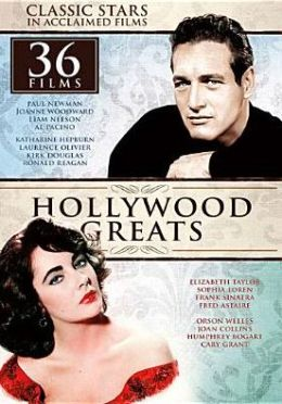 36-Films Hollywood Greats (8pc) / (Full Ws Box)