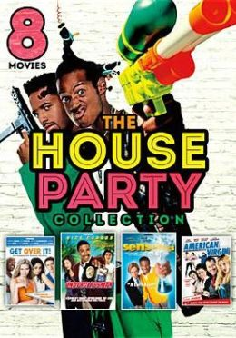 8-Movie House Party Collection