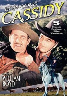 Hopalong Cassidy 1 / (B&W)