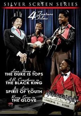 4 Feature Films: Duke Is Tops / Black King / Spirit of Youth / the Glove