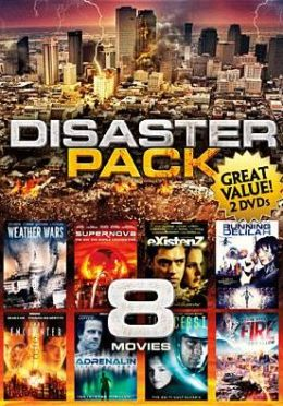 8-Movie Disaster Collection
