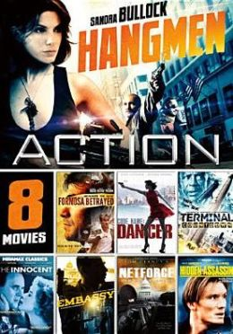 8-Movie Action 10 (2pc) / (Full Ws)