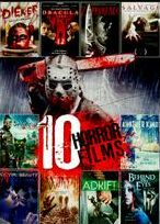 10-Film Horror Collection 4