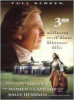 Sally Hemings: an American Scandeal/Gore Vidal's Lincoln/the Women of Camelot