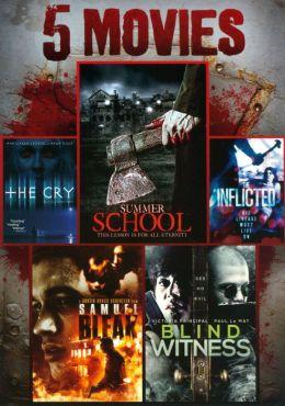 5-Movie Horror Pack 5