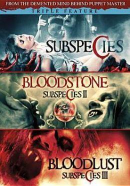 Subspecies/Bloodstone: Subspecies Ii/Bloodlust: Subspecies Iii