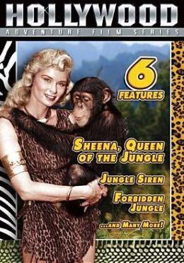Hollywood Adventure Film Series, Vol. 6