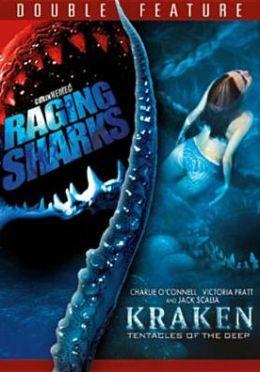 Raging Sharks/Kraken: Tentacles of the Deep
