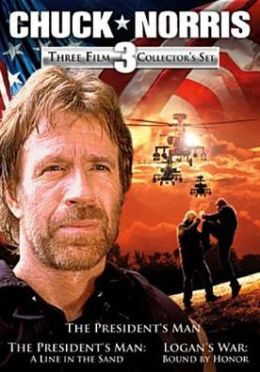 Chuck Norris: Three Film Collector's Set