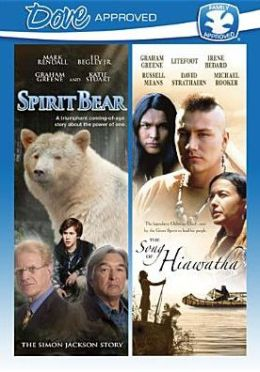 Spirit Bear/Song of Hiawatha
