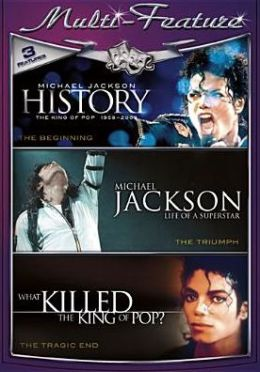 Michael Jackson Triple Feature