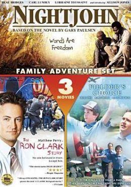 Ron Clark Story/Fielder's Choice/Nightjohn
