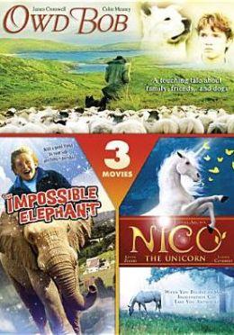 Owd Bob/Nico the Unicorn/the Impossible Elephant