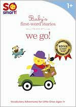 So Smart!: Baby's First-Word Stories - We Go!