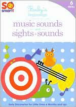 So Smart!: Baby's Beginnings - Sights & Sounds/Music Sounds