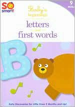 So Smart!: Baby's Beginnings - First Words/Letters