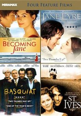 Becoming Jane/Jane Eyre/Basquiat/St. Ives