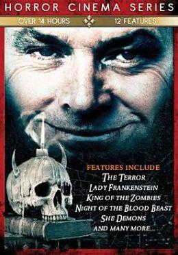 Horror Cinema: 12 Movie Pack