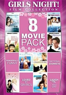 Girls Night! Film Collection: 8 Movie Pack