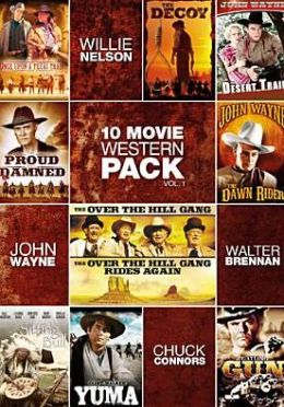 10 Movie Western Pack, Vol. 1