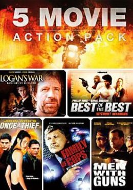 5 Movie Action Pack, Vol. 2