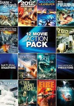 Sci-Fi Action Pack