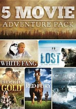5-Movie Adventure Pack / (Full)
