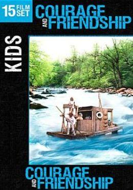 Kids 15 Film Set: Courage & Friendship