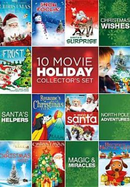 10-Film Kid's Holiday Collector Set / (Full)