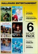 6-Film Hallmark Collection