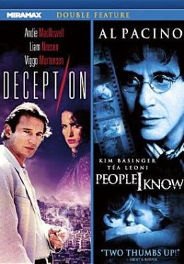 Deception/People I Know