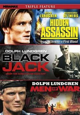 Dolph Lundgren Triple Threat