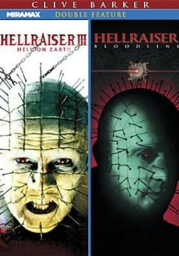 Hellraiser 3: Hell on Earth/Hellraiser 4: Bloodline