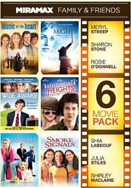 Miramax Family & Friends: 6 Movie Pack