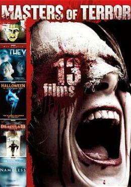 Masters of Terror: 13 Films