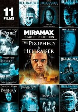 Prophecy & Hellraiser: Miramax Complete Collectin