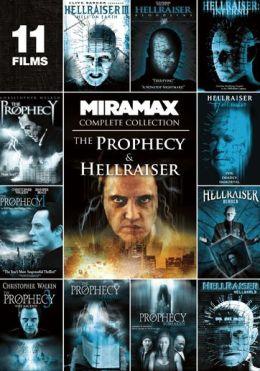 Prophecy & Hellraiser: Miramax Complete Collectin