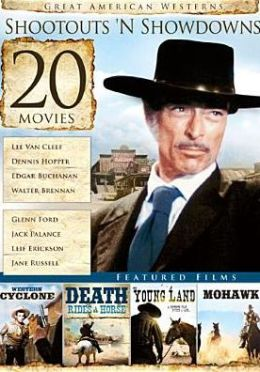 20-Film Great American Westerns: Shootouts