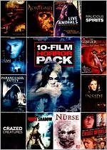 10-Film Horror Pack, Vol. 1