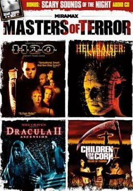 Masters Of Terror