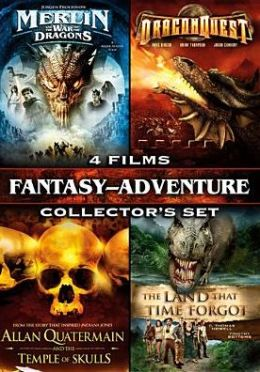 Fantasy-Adventure Collector's Set, Vol. 2