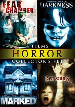 Horror Collector's Set: the Fear Chamber/Passed the Door of Darkness/Marked/Lost Souls