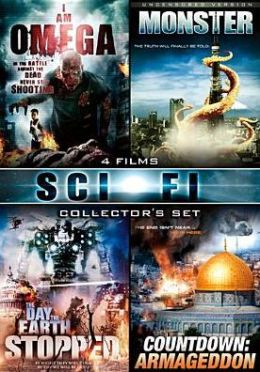 Sci-Fi Collector's Set, Vol. 6
