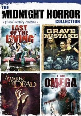 Midnight Horror Collection: Flesh Eating Zombies