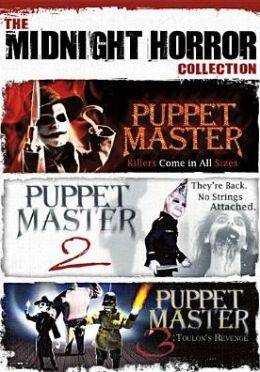 Midnight Horror Collection: Puppet Master
