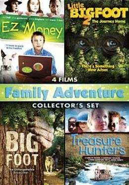 Family Adventure Collector's Set, Vol. 4