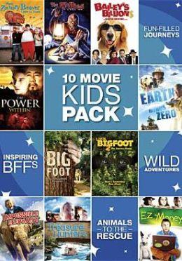 10 Movie Kids Pack