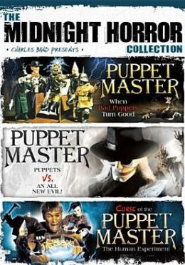 Midnight Horror Collection: Puppet Master, Vol. 2