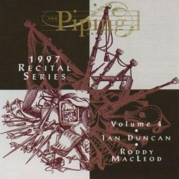 Piping Centre, Vol. 4: 1997 Recital